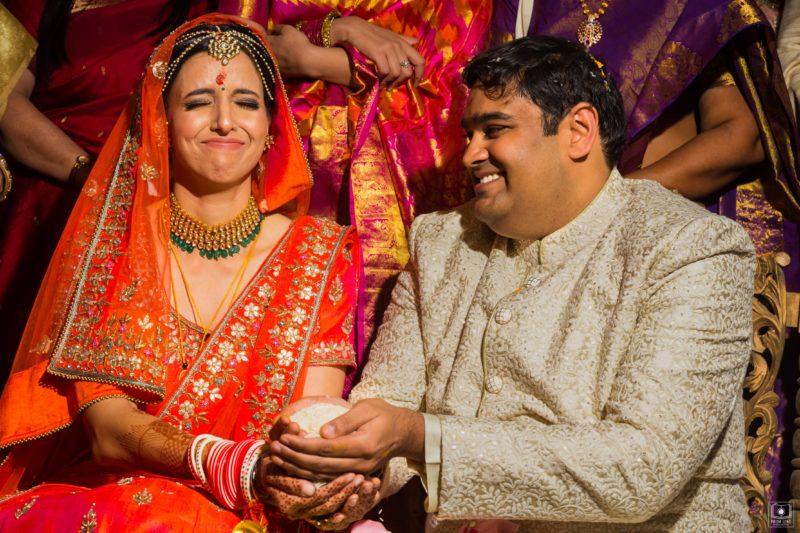 northandsouthindian wedding