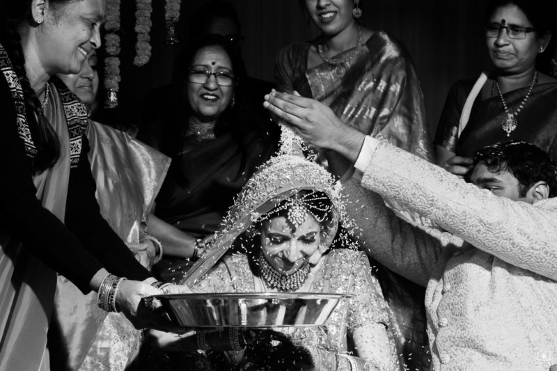 wedding rituals of southindia